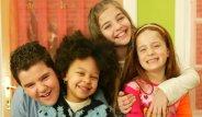 'Sihirli Annem' Dizisinin Çocuk Oyuncuları Nişantaşı'nda Görüntülendi
