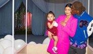 Kylie Jenner'ın Kızı İçin Yaptığı Milyon Dolarlık Parti Görenleri Şaşkınlığa Uğrattı!