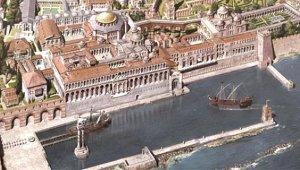 İtalyan Ressam, İstanbul'un Fethedilmeden Önceki Halini Çizdi