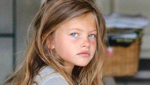 Dünyanın En Güzel Çocuğu Büyüdü, Manken Oldu! Son Haline Bakın
