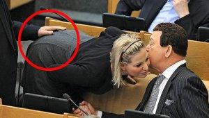Rusya Meclisinden Dünyayı Ayağa Kaldıran Kareler