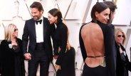 Oscar Tarihinde Bir İlk! Ünlü Aktör Annesi ve Sevgilisiyle El Ele Geldi