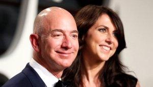 Jeff Bezos İle Mackenzie Rekor Tazminatla Boşandı!