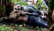 Dünyanın Gözü Önünde Bebek Yaşlı Demeden Tüm Köyü Yok Ettiler!