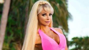 Barbie Bebeğe Benzemek İçin 680 Bin Türk Lirası Harcadı!