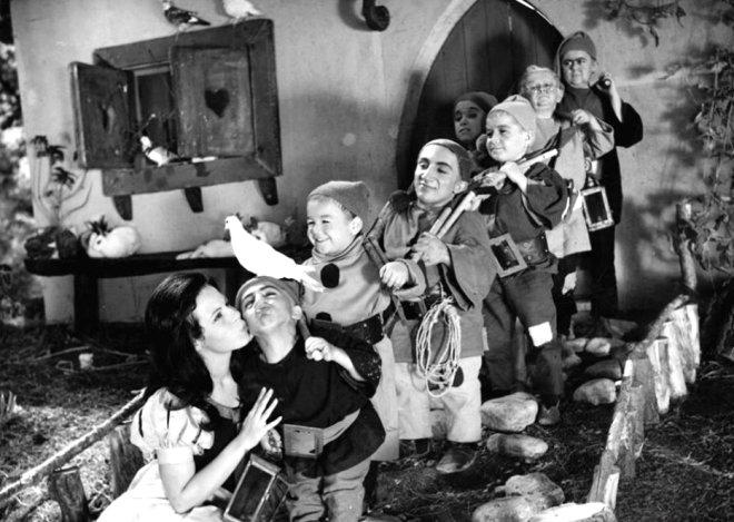 Pamuk Prenses ve Yedi Cüceler'in 'Uykucu'sunun Son Hali Şaşırttı