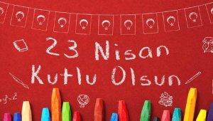 23 Nisan Ulusal Egemenlik Ve Çocuk Bayramı Resimli Mesajları