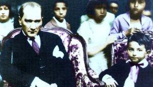 23 Nisan Ulusal Egemenlik Ve Çocuk Bayramı'nda Atatürk'ün Bilinmeyen Fotoğrafları