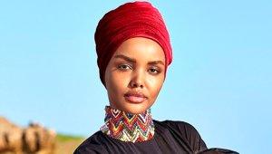 Müslüman Model, Dünyada Bir İlke İmza Attı! Mayolu Pozları Dünyayı Salladı