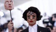 Met Gala 2019'a Damga Vurdular! Görüntüler Herkesi Şaşırttı!
