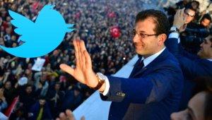 Twitter'da Ünlülerden, Ekrem İmamoğlu'na Tam Destek!