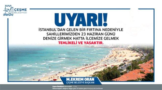 Türkiye'nin Güzide Tatil Beldelerinden, 23 Haziran Seçim Uyarısı: Sakın Gelmeyin