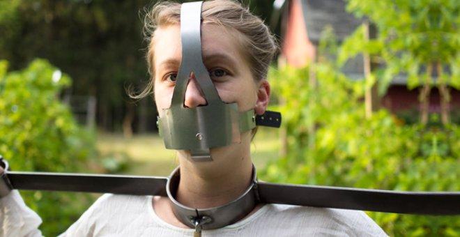 Dedikodu Yapana Çivili Utanç Maskesi! İşte En Korkunç ve En Eski 6 İşkence Yöntemi