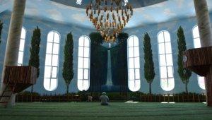 Galeri: Bakara Suresi'nden Esinlenilerek Yapılan Cami