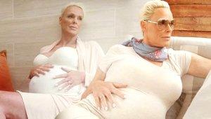 Ünlü oyuncu 54'ünde hamile kalarak herkesi şoke etmişti bakın şimdi ne yapıyor