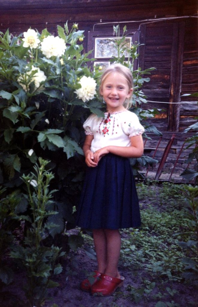 Çernobil felaket bölgesinde doğan tek çocuktu, ona bir de şimdi bakın!
