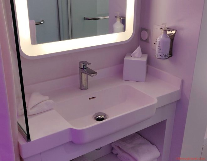 Burada sadece duş almak 98 TL, 4 saatlik oda kullanımı 523 TL