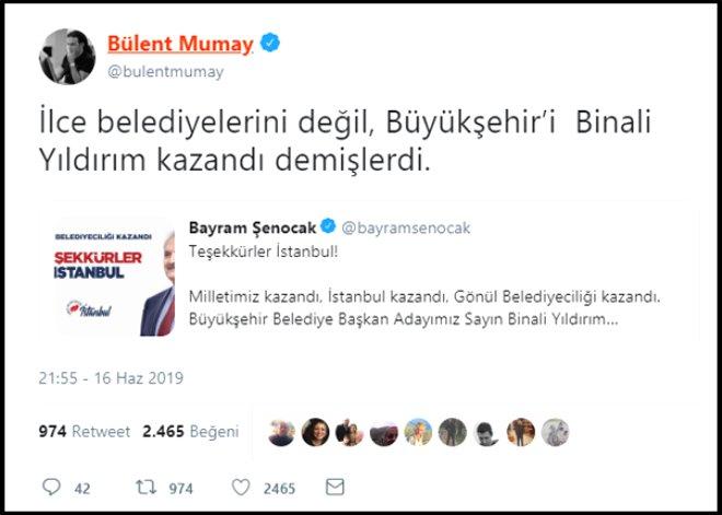 Ünlü gazeteciden çok konuşulacak Binali Yıldırım tweeti! İşte açık oturum hakkında atılan olay tweetler