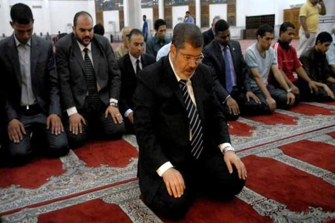 Muhammed Mursi Kur'an Hafızıydı