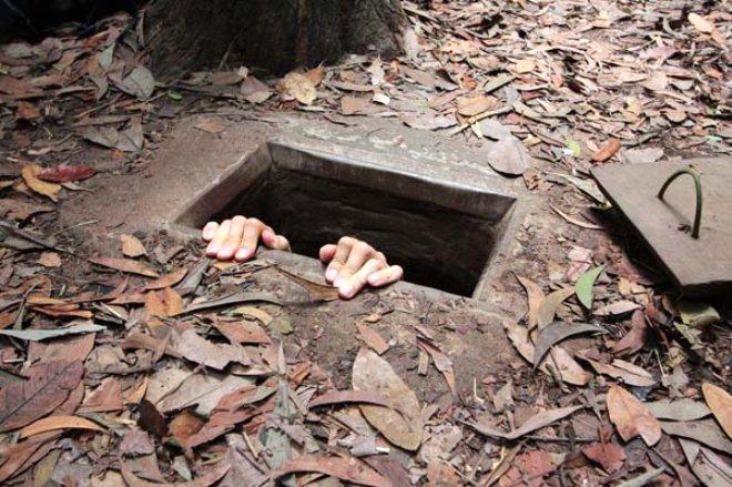 Burası Amerikan askerlerini delirtiyor! İşte yeryüzünün en gizemli tüneli