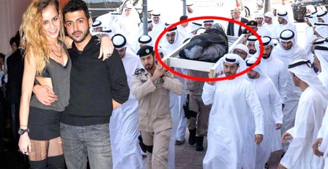 Cinsel ilişki partisinde ölen Şeyh'in cenazesinde dikkat çeken detay!