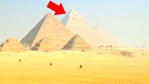Kilometrelerce uzaktan görülüyordu! Binlerce yıllık gizem çözüldü