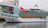 Lüks gemide akılalmaz ölüm! Kucağından kayıp yere çakıldı