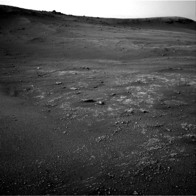 Mars'ta çekilen görüntü tartışma yarattı! Sosyal medya ikiye bölündü