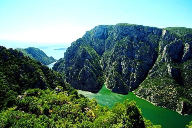 Gören Avrupa sanıyor ama burası Karadeniz'in saklı cenneti!