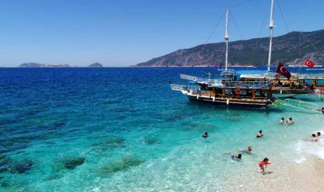 Türkiye'nin Maldivleri! Antalya'nın Suluada'sı doğal güzelliğiyle ağızları açık bırakıyor
