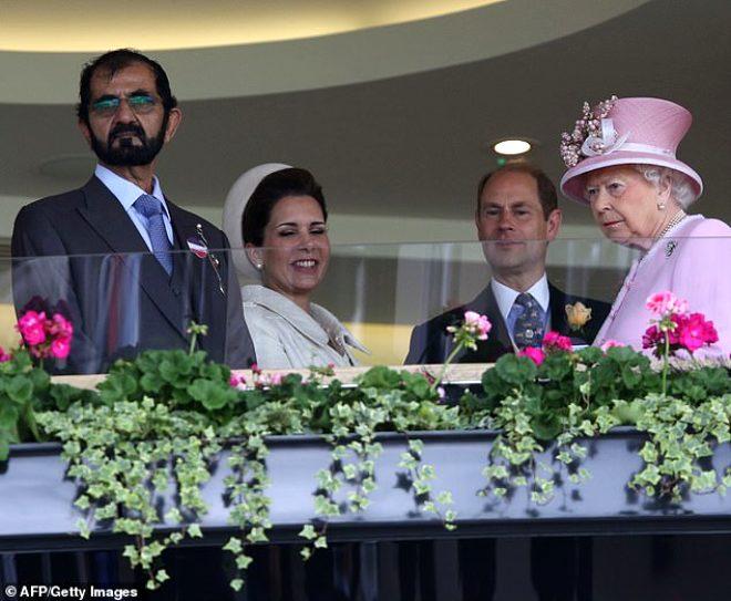 Dubai Şeyhi'nin karısı Prenses Haya'nın yasak aşkı bakın kim çıktı!