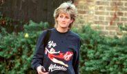 Prenses Diana'nın meşhur sweatshirtü ev fiyatına satıldı!