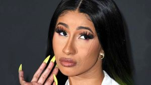 Dünyaca ünlü rap şarkıcısı Cardi B, makyajsız haliyle şoke etti!
