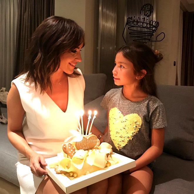 Türkiye'nin en başarılı spikerlerinden Nazlı Çelik'in boyu kadar bir kızı olduğunu biliyor muydunuz?