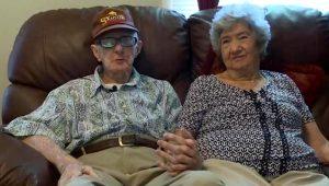 71 yıl 1 yastıkta kocayıp 12 saat arayla öldüler!