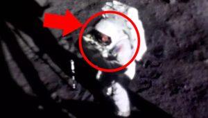 50 yıldır sır gibi saklanıyordu! İşte Ay'a iniş sırasında Neil Armstrong'un yüzü