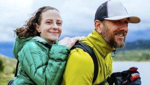 Biri bacak, diğeri göz oldu Colorado Dağlarına tırmandılar!
