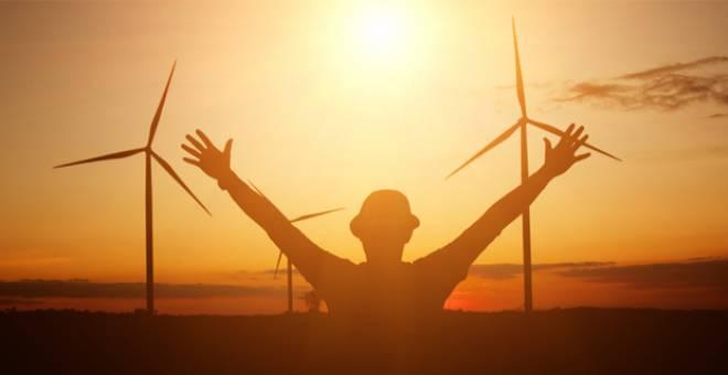 Rüzgar enerjisi teknisyeni
