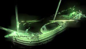 Denizin altında 500 yıllık ürkütücü keşif! 140 metre derinlikte bulundu