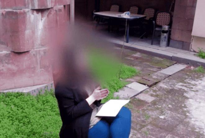 Zamanda yolculuk yapan kadından bomba iddia: Uzaylıdan hamile kaldım