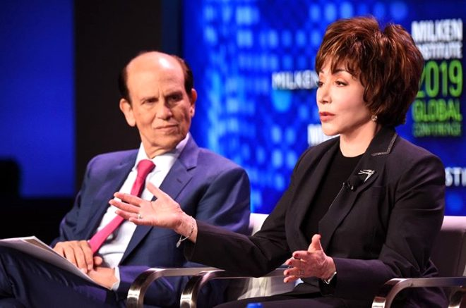 Lynda ve Stewart Resnick / Net değer: 5,6 Milyar Dolar
