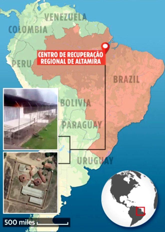 57 kişinin katledildiği hapishanede dehşet! Kesilen kafaları top yapıp futbol oynadılar