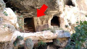 Adıyaman'daki 1800 yıllık tripleks mağaranın sırrı çözüldü! İlk kez görüntülendi