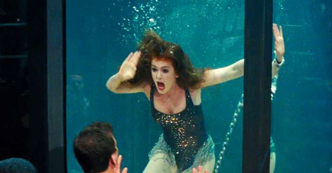 Film setinde dehşet! Su dolu tankın içinde boğulan oyuncuyu, rol yapıyor sanıp kurtarmadılar