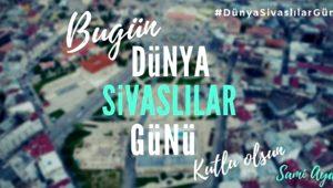 Bugün, 5 Ağustos Dünya Sivaslılar Günü ve Sivaslı Yiğidolar Twitter'ı yerle bir etti!