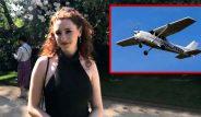 Araştırma gezisi esnasında uçaktan atlayan genç kızın cesedi bulundu!