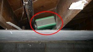 Tadilat sırasında evin bodrumunda bulduğu kutuyu açınca şaşkına döndü!