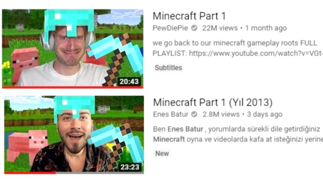 Ünlü YouTuber'a şok hırsızlık iddiası: Tüm videoları çalıntı!