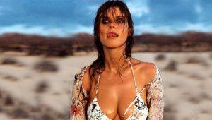 46'lık model Heidi Klum, kendisinden 17 yaş küçük kocasıyla balayına çıktı!