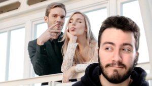 Enes Batur'un taklit ettiği YouTuber, rüya gibi bir düğünle evlendi!